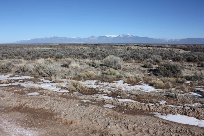 To hell with Waldo -- where did the Rio Grande Gorge go?