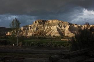 In Cannonville, Utah