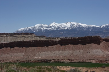 Capitol Reef, Henry Mountains
