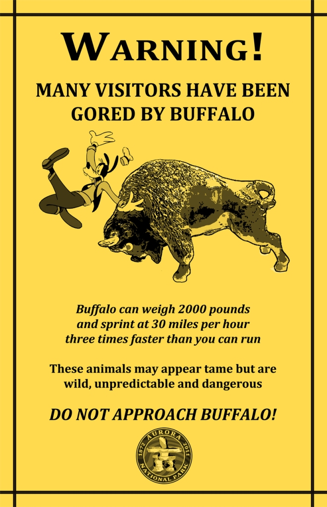 BuffaloWarning