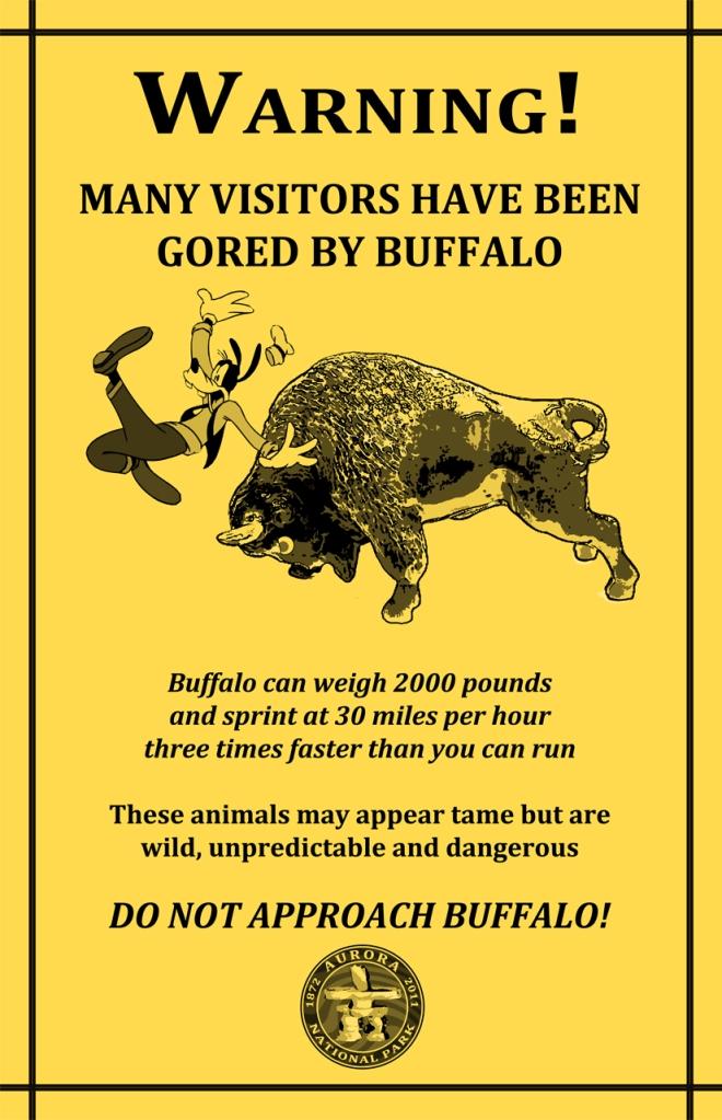 BuffaloWarning